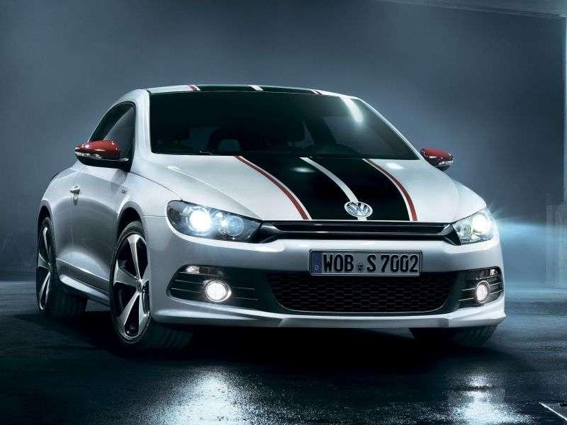 Volkswagen Scirocco 3rd generation GTS hatchback 3 dv. 2.0 TSI DSG Sport (2008 – present)