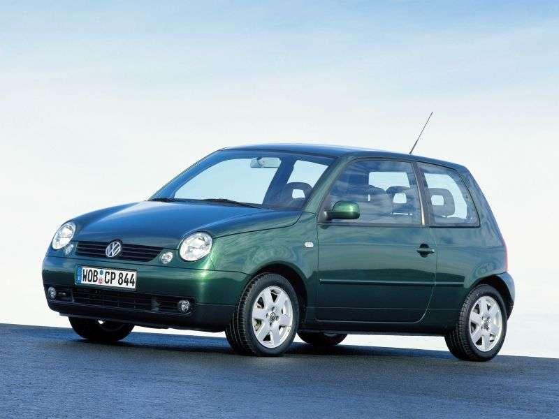 Volkswagen Lupo 6Xhetchbek 3 dv. 1.7 SDI MT (1998–2005)