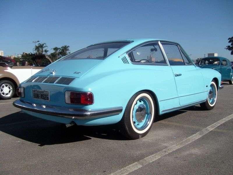 Volkswagen Karmann Ghia Type 145 coupe 1.6 MT (1970 1976)
