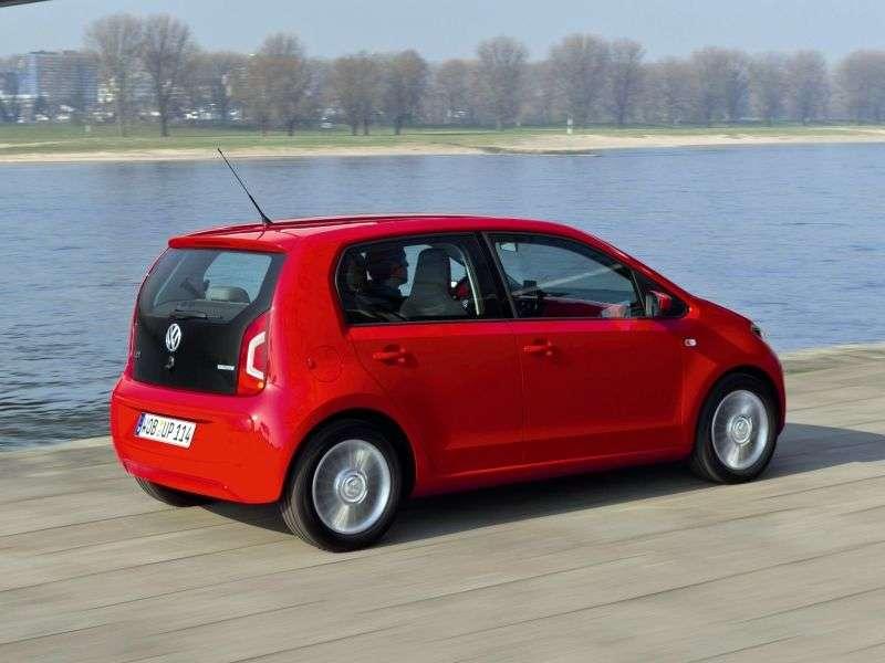 Volkswagen Up! 1 generation hatchback 5 bit 1.0 ASG (2012 – current century)