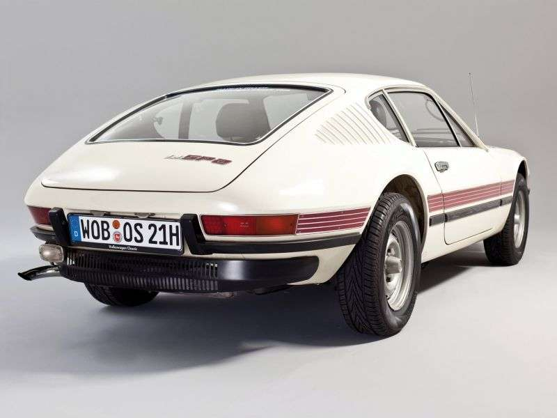 Volkswagen SP2 1st generation coupe 1.7 MT (1972–1976)