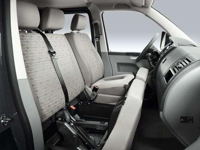 Volkswagen Transporter T5 [restyling] Pritsche board 2 dv. 2.0 BiTDI MT L1H2 Basic (2010 – present)