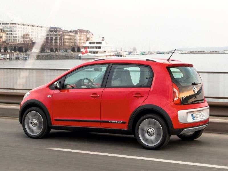 Volkswagen Up! 1st generation Cross hatchback 5 bit 1.0 MT (2013 – n. In.)