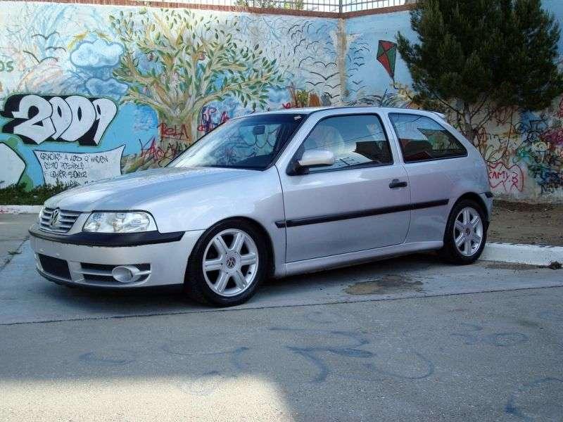 Volkswagen Gol G3hetchbek 3 dv. 1.6 MT (2000–2005)