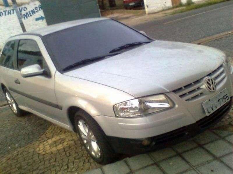 Volkswagen Gol G4hetchbek 3 dv. 1.6 MT (2005–2010)