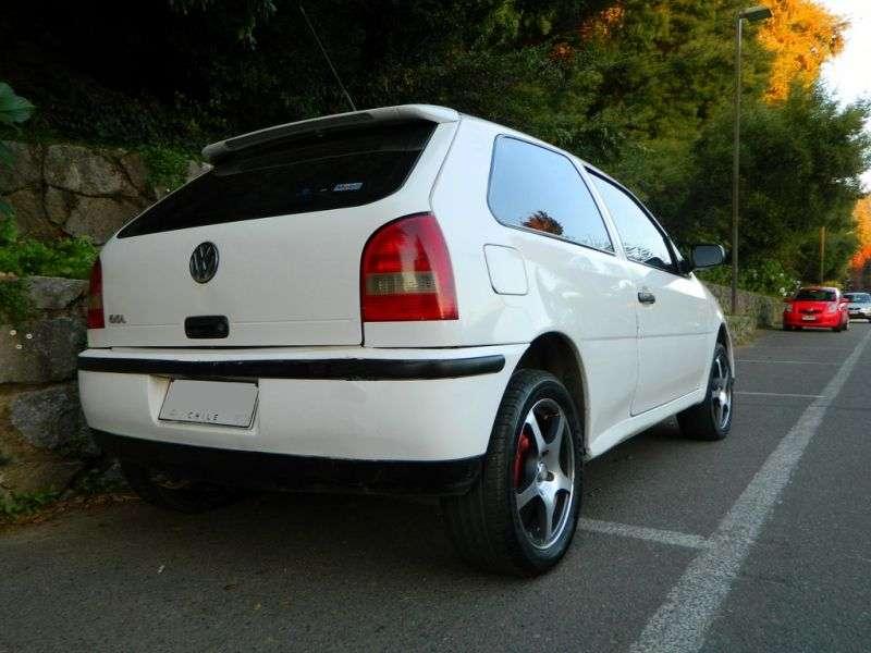 Volkswagen Gol G3hetchbek 3 dv. 1.9 D MT (2000–2005)