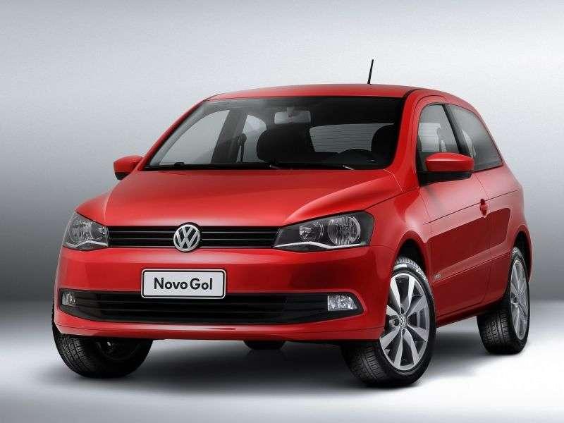 Volkswagen Gol G6hetchbek 3 dv. 1.0 BlueMotion MT (2012 – current century)