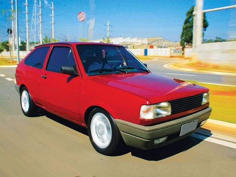 Volkswagen Gol G1 [restyling] 1.8 MT hatchback (1987–1994)