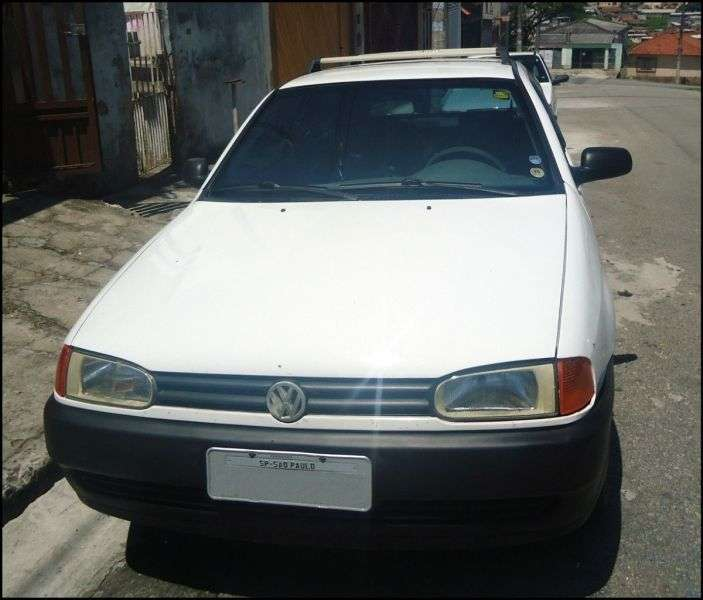 Volkswagen Gol G2Hetchback 2.0 MT (1996–1999)