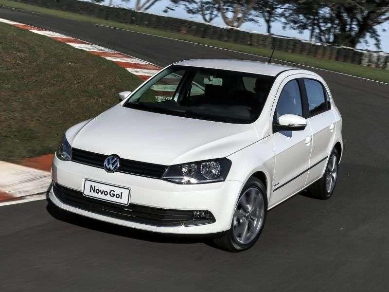 Volkswagen Gol G6 hatchback 5 drzwiowy 1,6 i Motion (2012 obecnie)