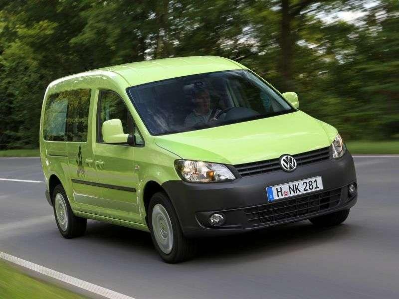 Volkswagen Caddy 3rd generation [restyling] Tramper minivan 5 dv. 1.2 TSI MT L2 Basic (5 seats) (2011 – present)