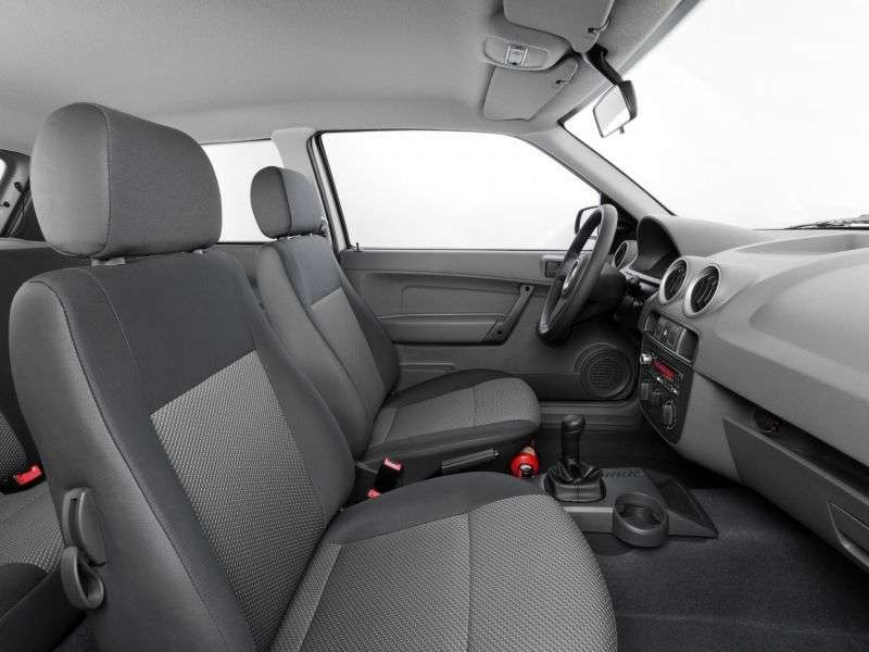 Volkswagen Gol G4 [restyling] 3 bit hatchback 1.0 EcoMotion MT (2010 – N)