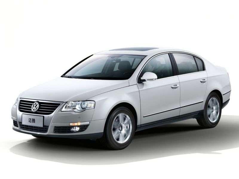 Volkswagen Magotan 1st generation 1.8 TSI Tiptronic sedan (2007 – n.)