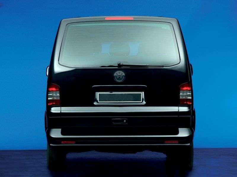 Volkswagen Caravelle T5 Minibus 3.2 MT 4Motion (2004 2009)