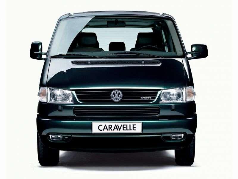 Volkswagen Caravelle T4 Minibus 2.5 AT (1996–2004)