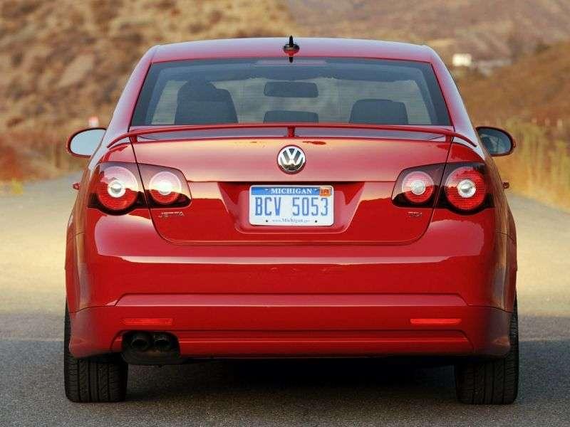 Volkswagen Jetta 5th generation TDI Cup Street edition 4 door sedan. 2.0 TDI DSG (2010–2010)