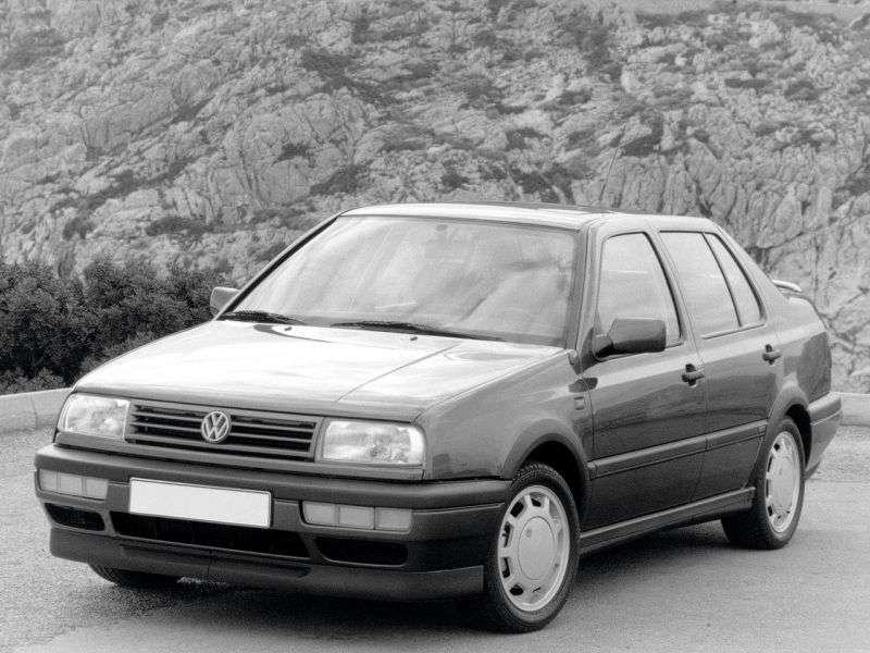 Volkswagen Jetta 3 generation sedan 1.8 MT (1992–1998)