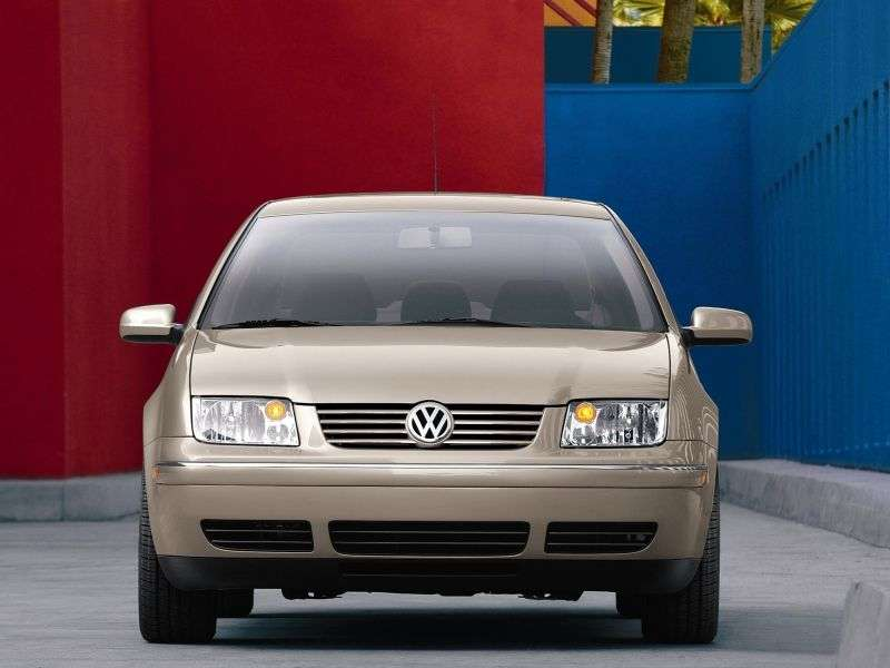 Volkswagen Jetta 4 generation sedan 2.3 V5 AT (2000–2002)
