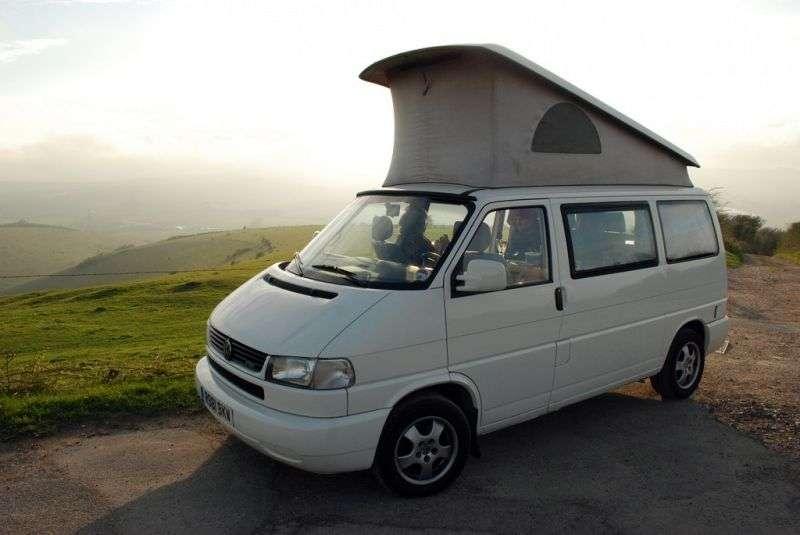 Volkswagen California T4 Minibus 2.5 AT H3 (1998–1999)