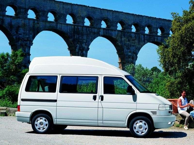 Volkswagen California T4 Minibus 2.0 MT H3 (1998–1999)