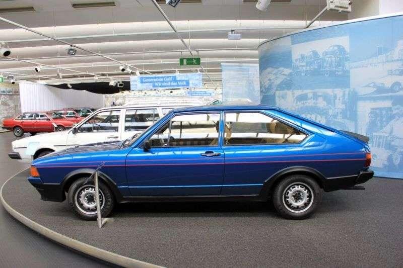 Volkswagen Passat B1 [zmiana stylizacji] hatchback 3 drzwiowy. 1,5 D MT (1978 1981)