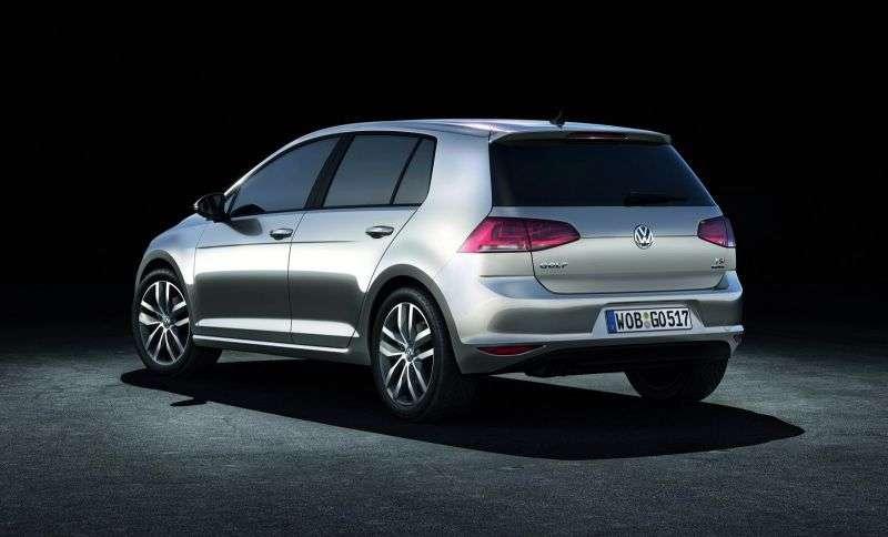 Volkswagen Golf 7 generation hatchback 5 dv. 1.4 TSI BlueMotion MT (2012 – present)