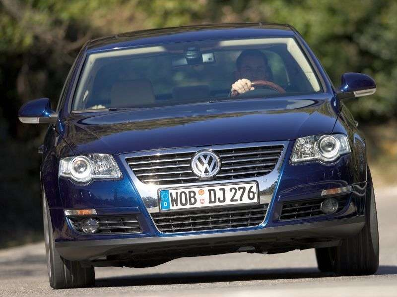 Volkswagen Passat B6sedan 4 bit. 2.0 FSI 4Motion MT (2005–2010)