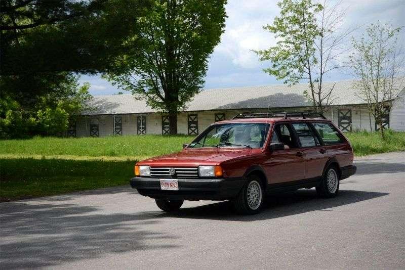 Volkswagen Passat B2 kombi 1.3 MT (1981 1985)