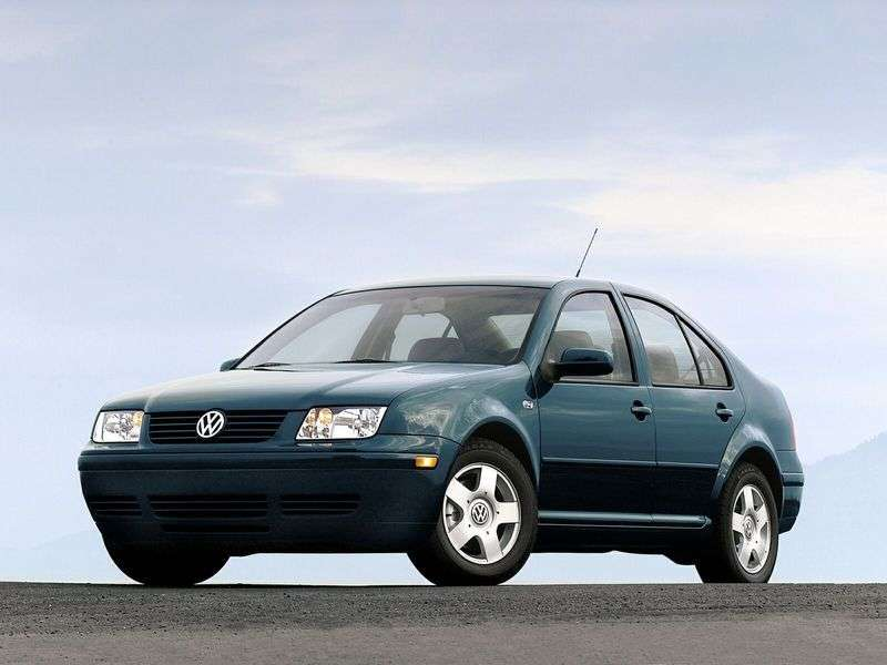 Volkswagen Jetta 4 generation sedan 1.9 SDI MT (1999–2005)