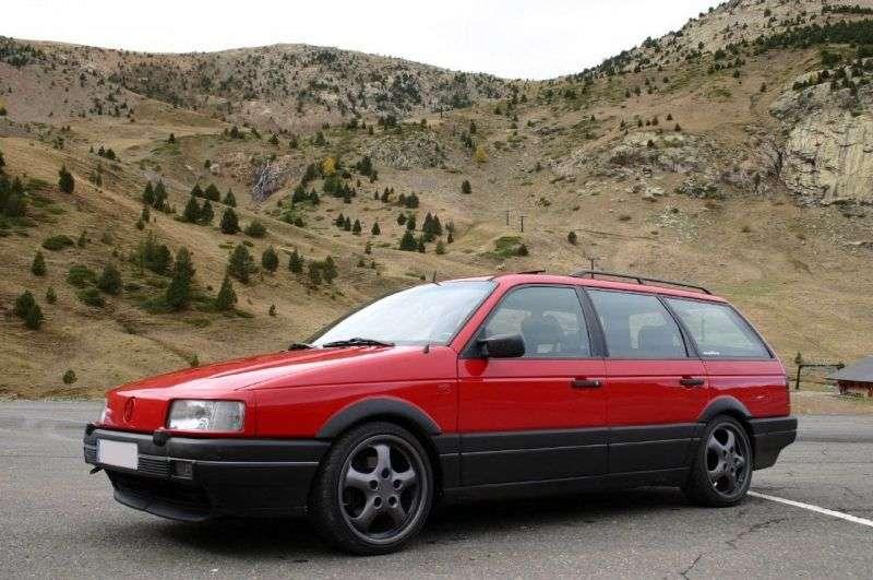 Volkswagen Passat B3universal 1.9 D MT (1989–1993)