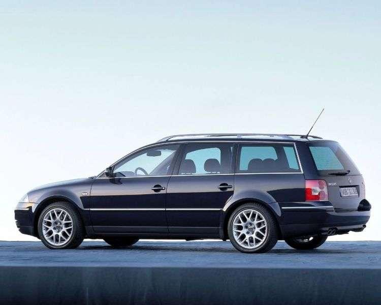Volkswagen Passat B5.5 [restyling] universal 2.8 4Motion AT (2000–2005)