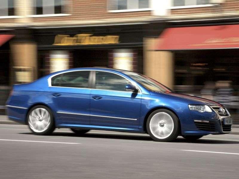 Volkswagen Passat B6R36 4 door sedan. 3.6 4motion DSG (2008–2010)