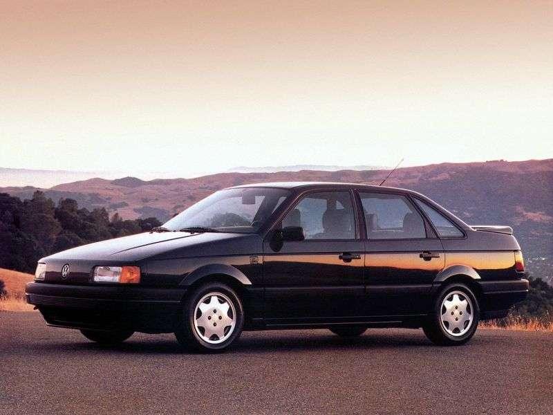Volkswagen Passat B3sedan 2.0 MT (1990–1993)