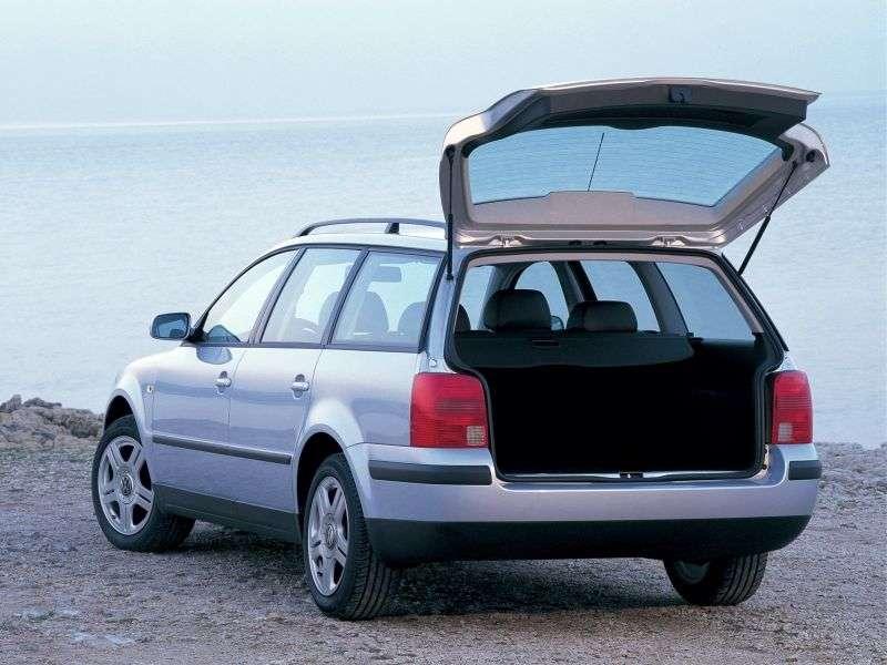 Volkswagen Passat B5Universal 2.5 TDI MT (1997–2000)