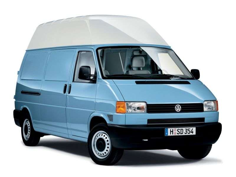 Volkswagen Transporter T4 van 2.5 TDI L MT (1995–2003)