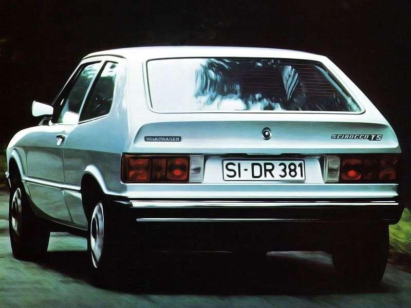 Volkswagen Scirocco 1st generation coupe 1.6 GTi MT (1976–1977)