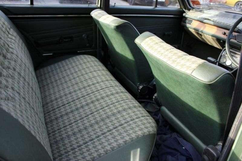 Volkswagen Passat B1 [restyling] 5 dv hatchback 1.5 D MT (1978–1981)