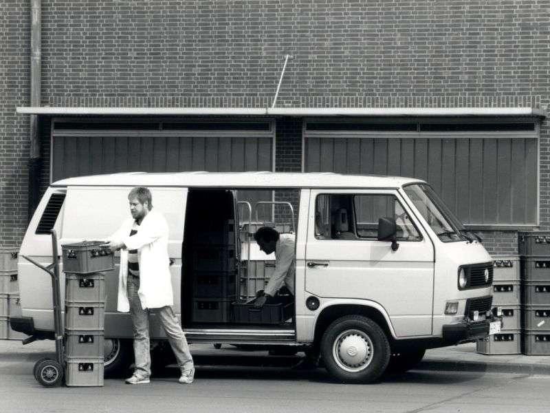 Volkswagen Transporter T3 van 1.6 MT (1979–1982)