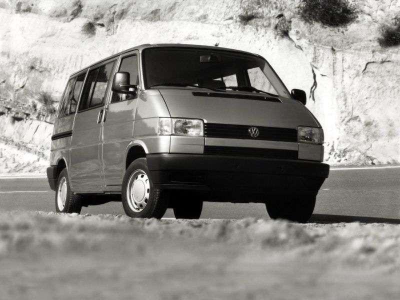 Volkswagen Transporter T4 Minibus 2.4 D Syncro MT (1992–1998)