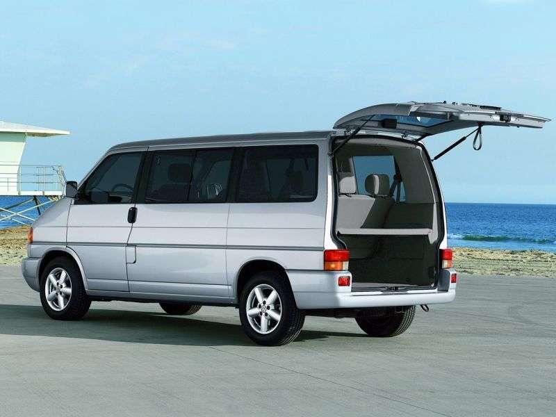 Volkswagen Transporter T4 [restyling] Minibus 2.4 D L MT (1997–2003)
