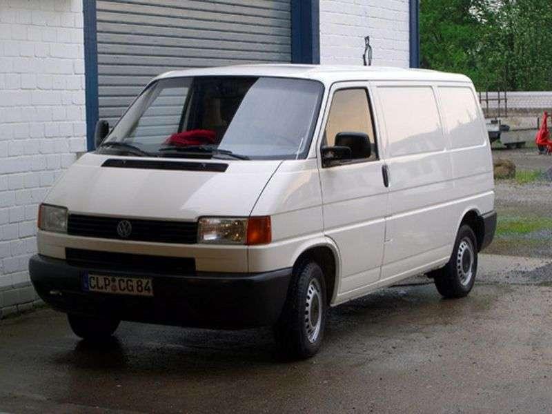 Volkswagen Transporter T4 van 2.5 TDI L AT (1995–2003)