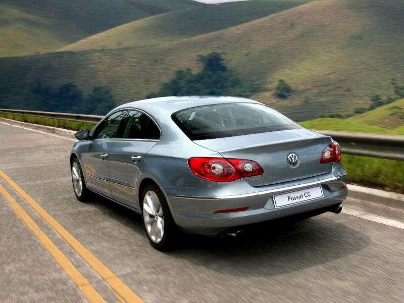 Volkswagen Passat CC 1st generation coupe 2.0 TDI DSG 4Motion Sport (2009–2010)