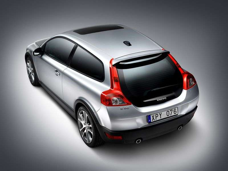 Volvo C30 1st generation hatchback 2.0 AMT Powershift (2006–2009)