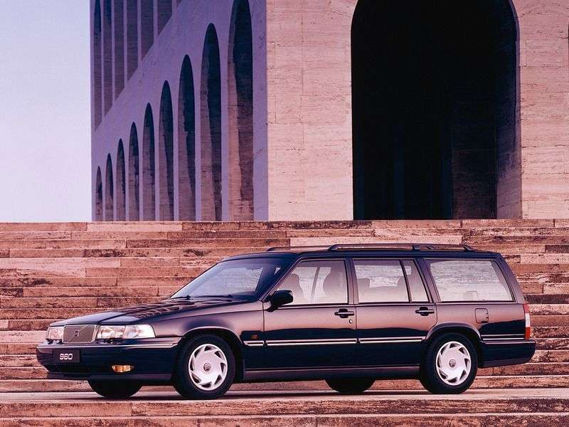 Volvo 960 1st generation wagon 2.5 AT (1990–1995)