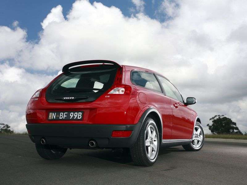 Volvo C30 1st generation hatchback 2.5 T5 MT (2006–2009)