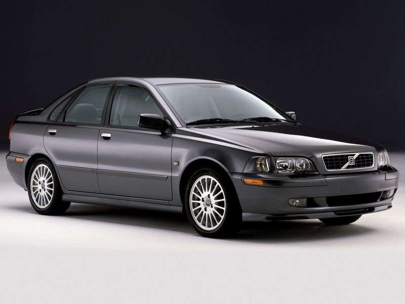 Volvo S40 1st generation [restyled] 1.9 T4 sedan AT (2000–2004)