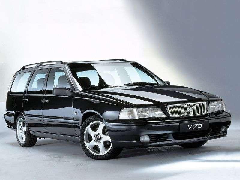 Volvo V70 1st generation 2.4 MT wagon (1997–2000)