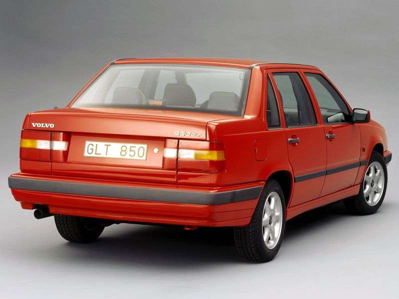 Volvo 850 1st generation 2.5 TDI MT sedan (1995–1997)