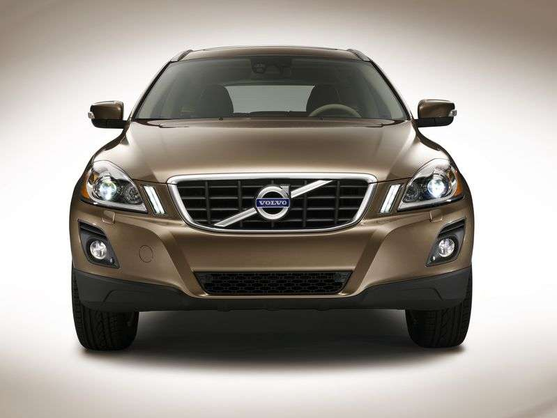 Volvo XC60 1st generation crossover 2.0 T5 Powershift Summum (2012) (2008–2013)