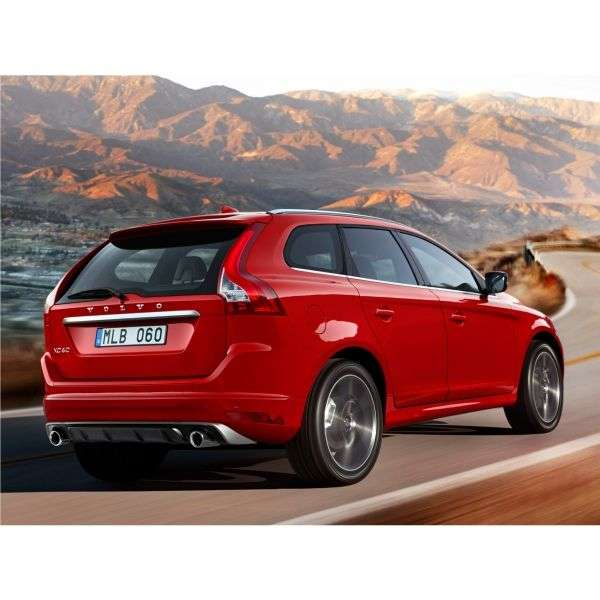 Volvo XC60 1st generation [restyled] crossover 2.0 T5 Powershift Kinetic (2014) (2013 – n.)
